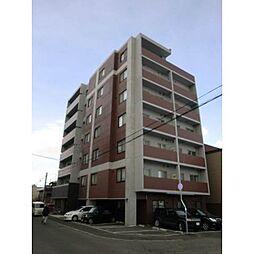 北海道札幌市豊平区平岸五条9丁目の賃貸マンションの外観