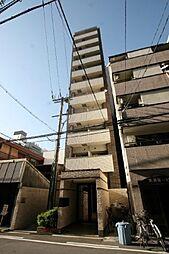 プレジオ東天満[7階]の外観