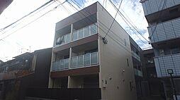 ミューズ・ショコラ[202号室号室]の外観