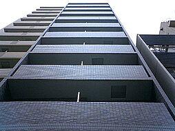 東京都文京区根津2丁目の賃貸マンションの外観