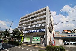 福岡県太宰府市通古賀3の賃貸マンションの外観