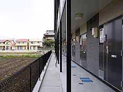 愛知県愛西市柚木町北田面の賃貸アパートの外観