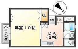 【敷金礼金0円!】ドミール駅西