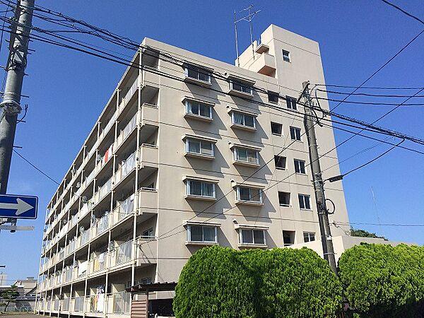 トゥルムホシヤマ[2階]の外観