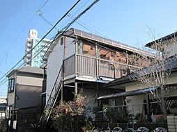 岡本ハイツ[203号室]の外観