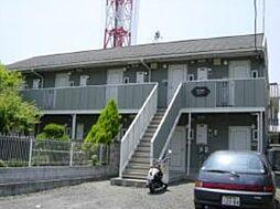 神奈川県厚木市寿町2丁目の賃貸アパートの外観