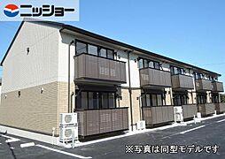 仮)D−room東阿倉川[1階]の外観