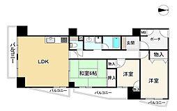 大国町駅 2,580万円