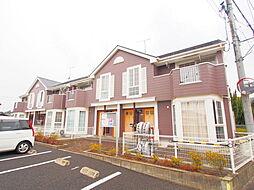 広島県安芸郡熊野町出来庭5丁目の賃貸アパートの外観