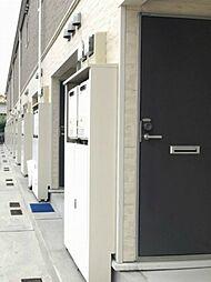 レオパレスCORAL 明石西[201号室]の外観
