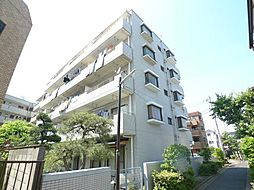 柴又第2STマンション[1階]の外観