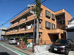 埼玉県上尾市柏座4丁目の賃貸マンションの外観