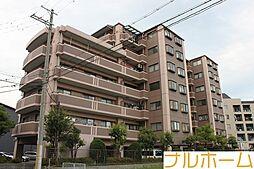 パラッツオ・ディ・ミヤモト[3階]の外観