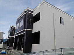 笠間市美原新築アパート[105号室号室]の外観