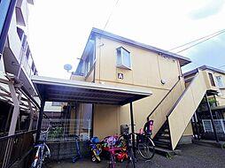 サニーフラッツA棟[1階]の外観