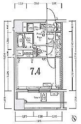 XEBEC糀谷 bt[305kk号室]の間取り