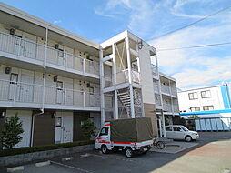 大阪府八尾市西高安町3丁目の賃貸アパートの外観