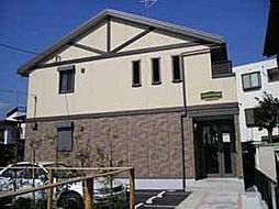 神奈川県伊勢原市伊勢原4の賃貸アパートの外観