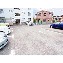静岡県静岡市葵区上足洗の賃貸マンションの外観