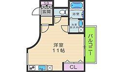 光信第3ビル[10階]の間取り