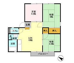 入間市駅 4.7万円