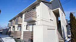 アバンサードC[2階]の外観