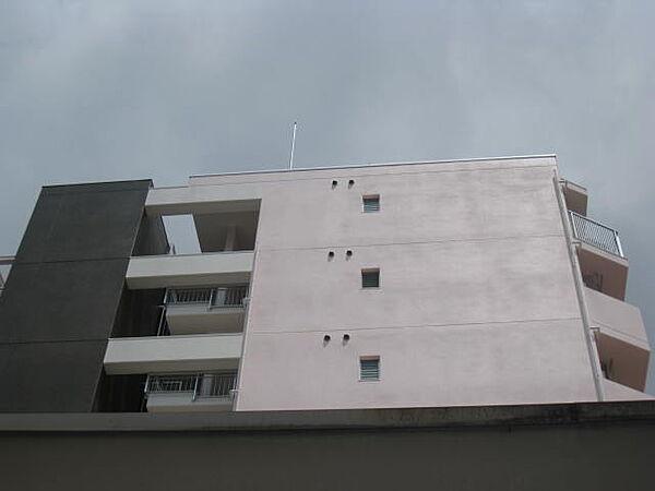 レジデンスさくら[702号室]の外観
