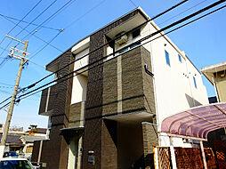 大阪府堺市北区新金岡町5丁の賃貸アパートの外観