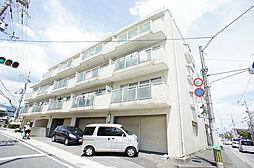 千代田マンション長岡京[2階]の外観