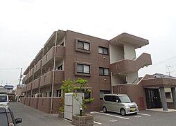 広島県東広島市西条町寺家の賃貸マンションの外観