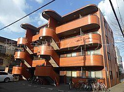 北海道札幌市中央区宮の森四条2丁目の賃貸マンションの外観