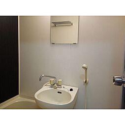 メゾンドセティエーヌの浴室内洗面台