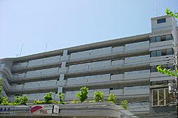 メロディーハイツ五月が丘[605号室]の外観