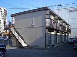コーポウィステリア B棟[202号室]の外観