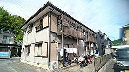 静岡県静岡市葵区建穂2丁目の賃貸アパートの外観
