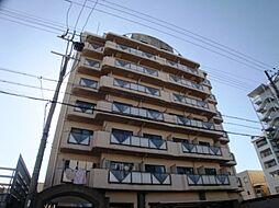 大阪府大阪市東淀川区菅原2の賃貸マンションの外観