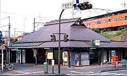 中央線「日野」駅