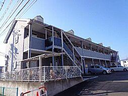 長野県長野市三輪 2丁目の賃貸アパートの外観