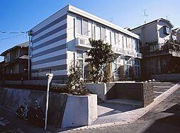 神奈川県川崎市宮前区菅生3の賃貸アパートの外観