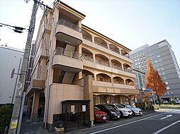 ヴィラ東田町[4階]の外観