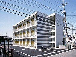 東京都八王子市絹ケ丘2丁目の賃貸マンションの外観