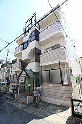 兵庫県神戸市灘区大和町3丁目の賃貸マンションの外観