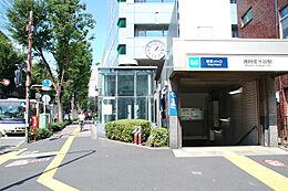 「南阿佐ヶ谷」駅徒歩13分 都心へのアクセスも快適