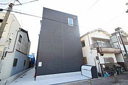 近鉄南大阪線 矢田駅 徒歩12分の賃貸アパート