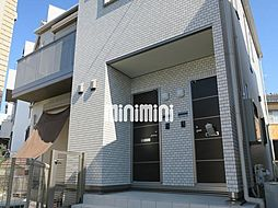Sunny Side A棟[1階]の外観