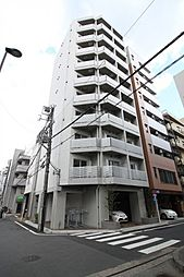 東京都荒川区西日暮里5丁目の賃貸マンションの外観