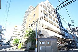 ブランドールM・西長堀[3階]の外観