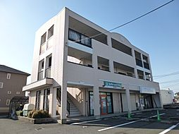 岡山県総社市中央5丁目の賃貸アパートの外観