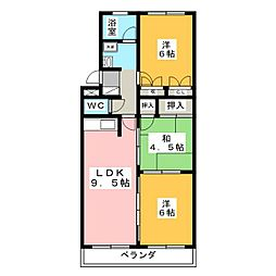 葵町西 4.5万円