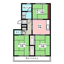安城駅 4.8万円